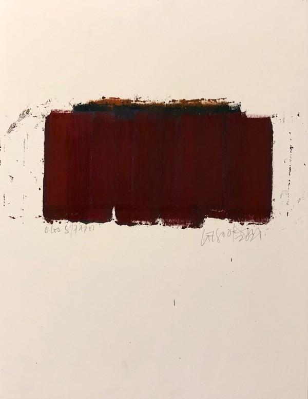 Óleo s/ papel 65X50cm [CO028]