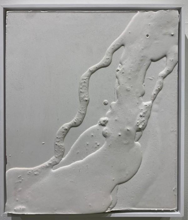 Gesso s/ madeira 38X33cm [EB108]