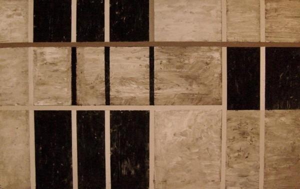 Acrílica s/ madeira 100X160cm [FV011]