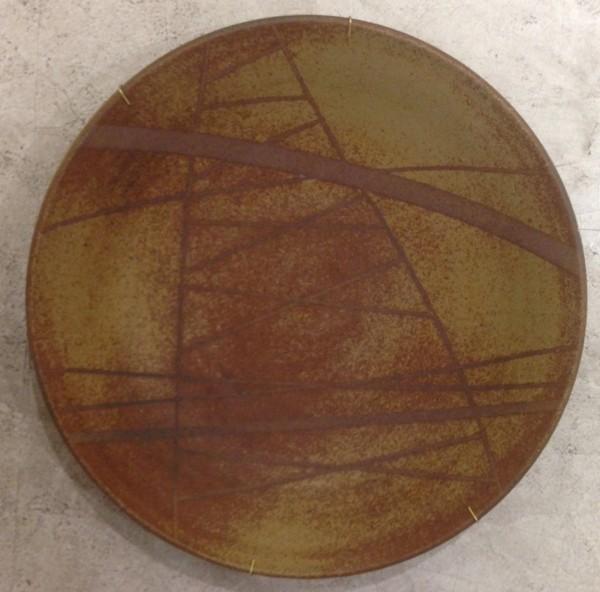 Cerâmica Raku 40cm [MCH199]
