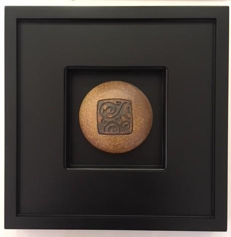 Cerâmica Raku 37X37cm [MCH235]