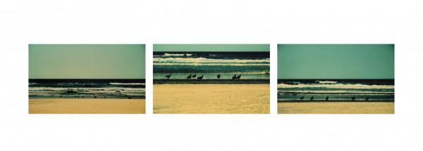 Impressão pigmento mineral sobre papel Rag Photographique 310g/m sob metacrilato 60X300cm [RG028]
